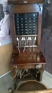 Hungarian telephone system